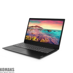 "Laptop Lenovo IdeaPad S145 15.6"" Pentium 5405U 4GB 128GB SSD Windows 10 34Wh 81MV0011MB"