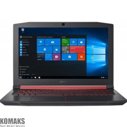 "Laptop Acer Nitro 5 AN515 15.6"" 1920x1080 i5-8300H 8GB 1TB GTX 1050 4GB Windows 10 Home NH.Q3ZAA.015"